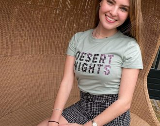 T-Shirt Dessert nights