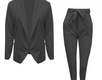 Blazer met skinny pantalon
