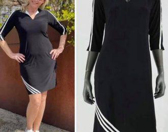 Angelle milan-jurk-zwart